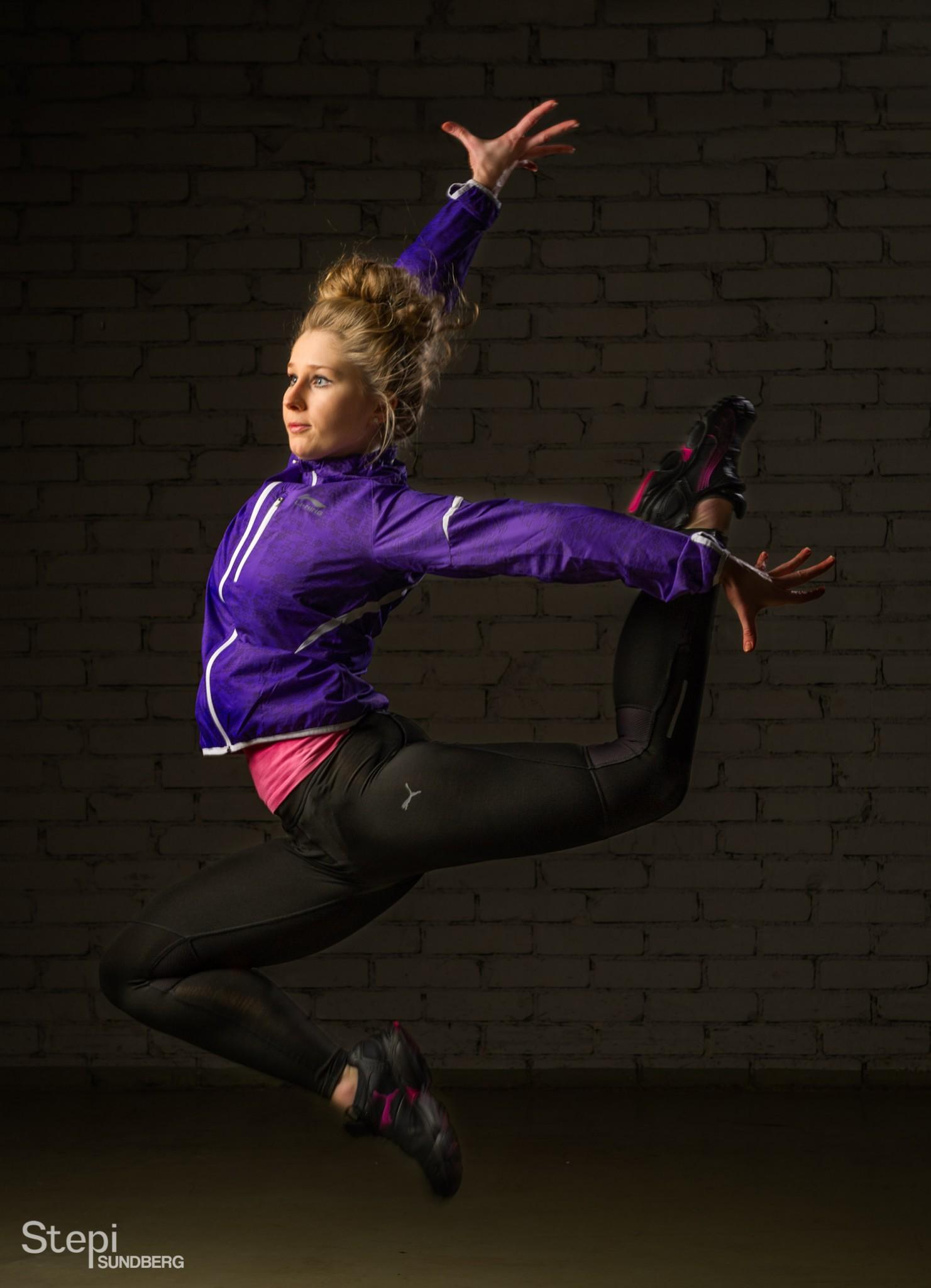 Sporttimallikuva, valokuvaaja Stepi Sundberg
